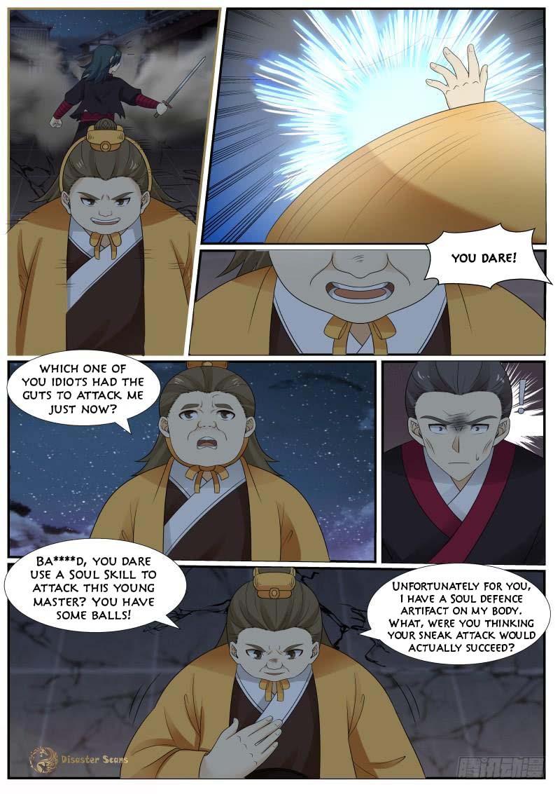 Martial Peak - chapter 379-eng-li