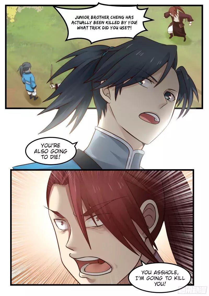 Martial Peak - chapter 38-eng-li