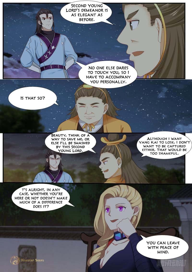 Martial Peak - chapter 380-eng-li