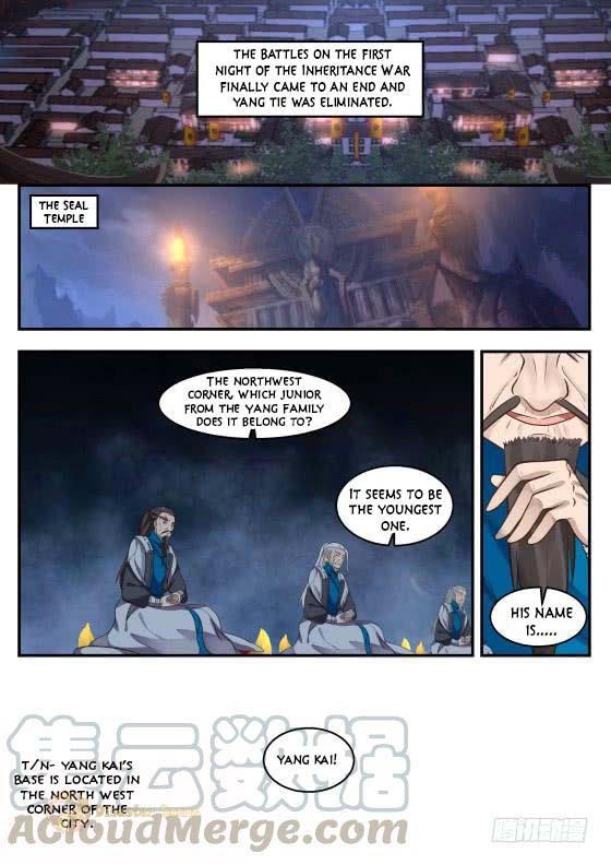 Martial Peak - chapter 381-eng-li