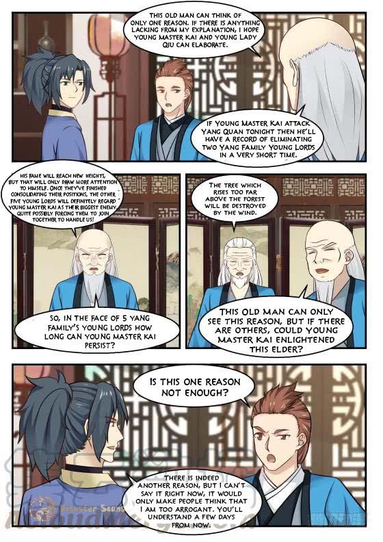 Martial Peak - chapter 384-eng-li