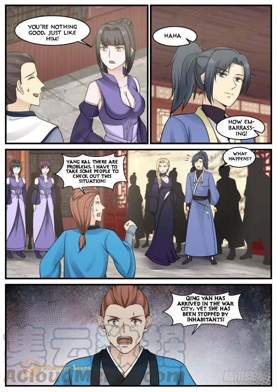 Martial Peak - chapter 390-eng-li