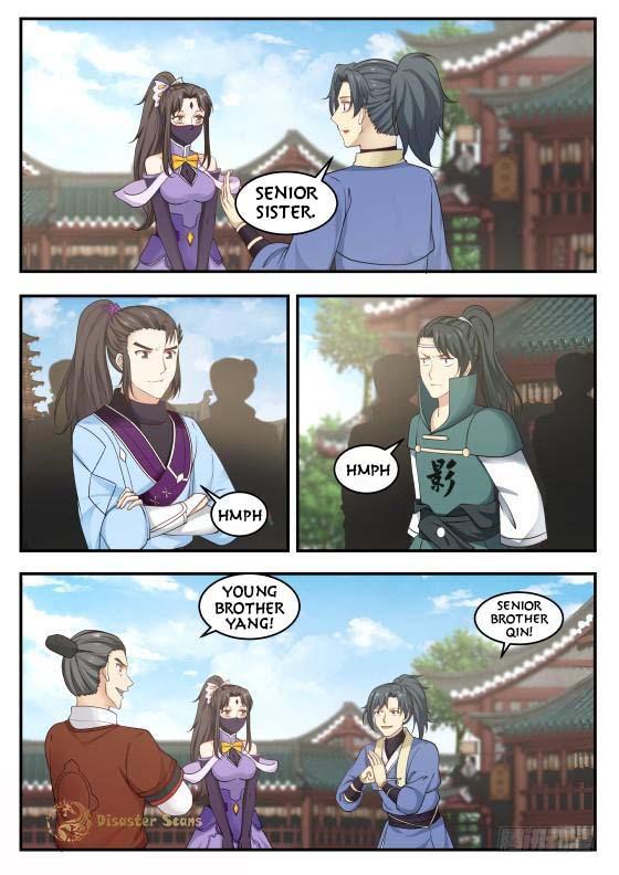 Martial Peak - chapter 393-eng-li