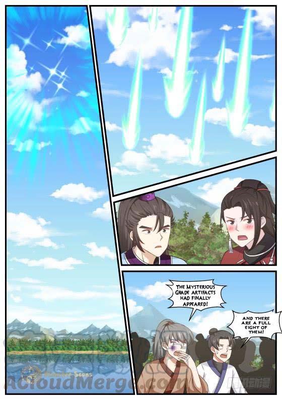 Martial Peak - chapter 413-eng-li