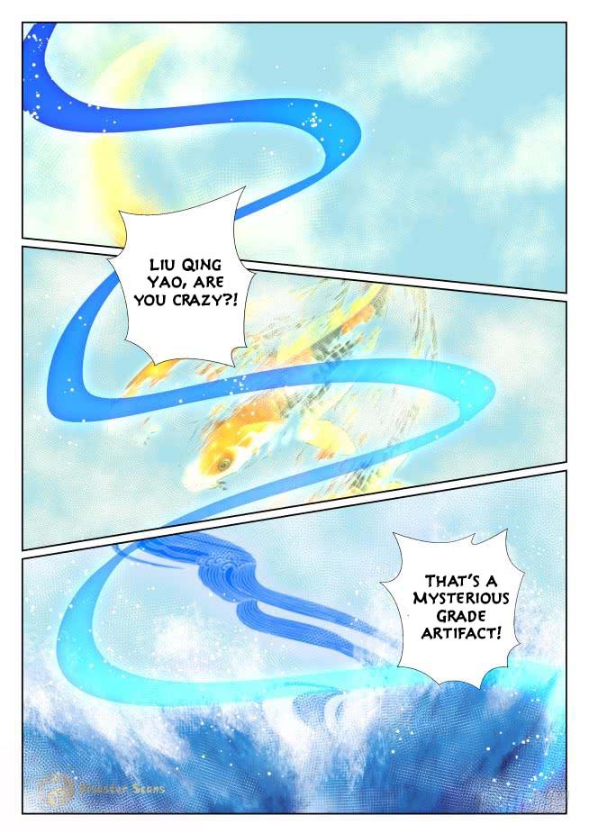 Martial Peak - chapter 414-eng-li