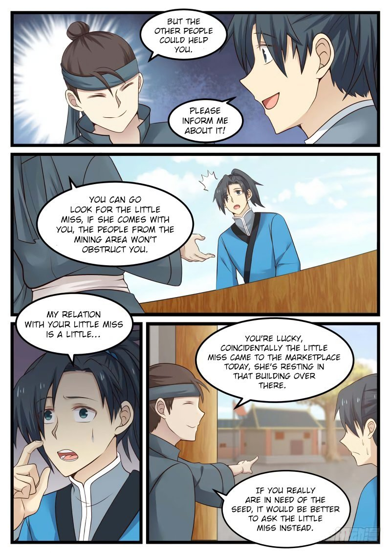 Martial Peak - chapter 42-eng-li