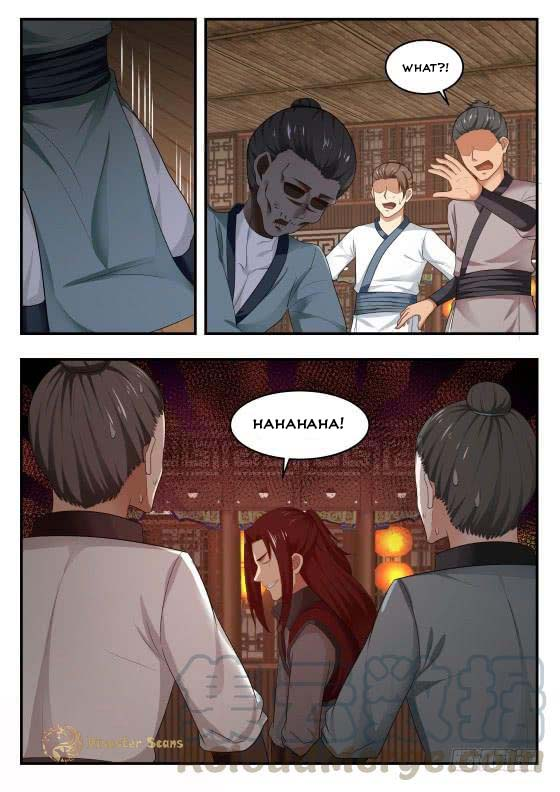Martial Peak - chapter 421-eng-li