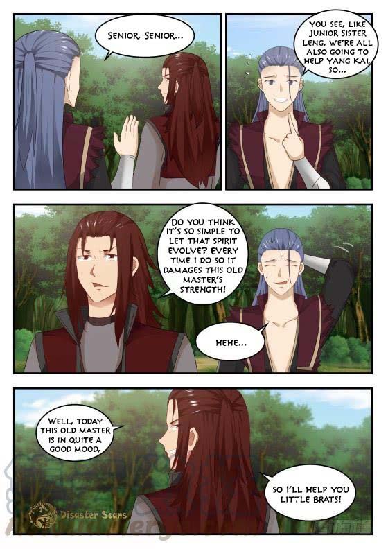 Martial Peak - chapter 424-eng-li