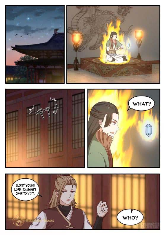 Martial Peak - chapter 427-eng-li
