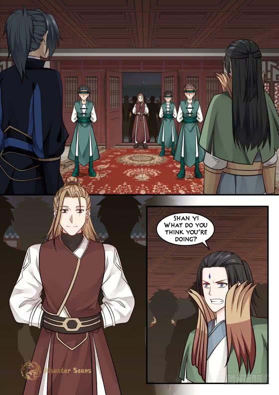 Martial Peak - chapter 428-eng-li