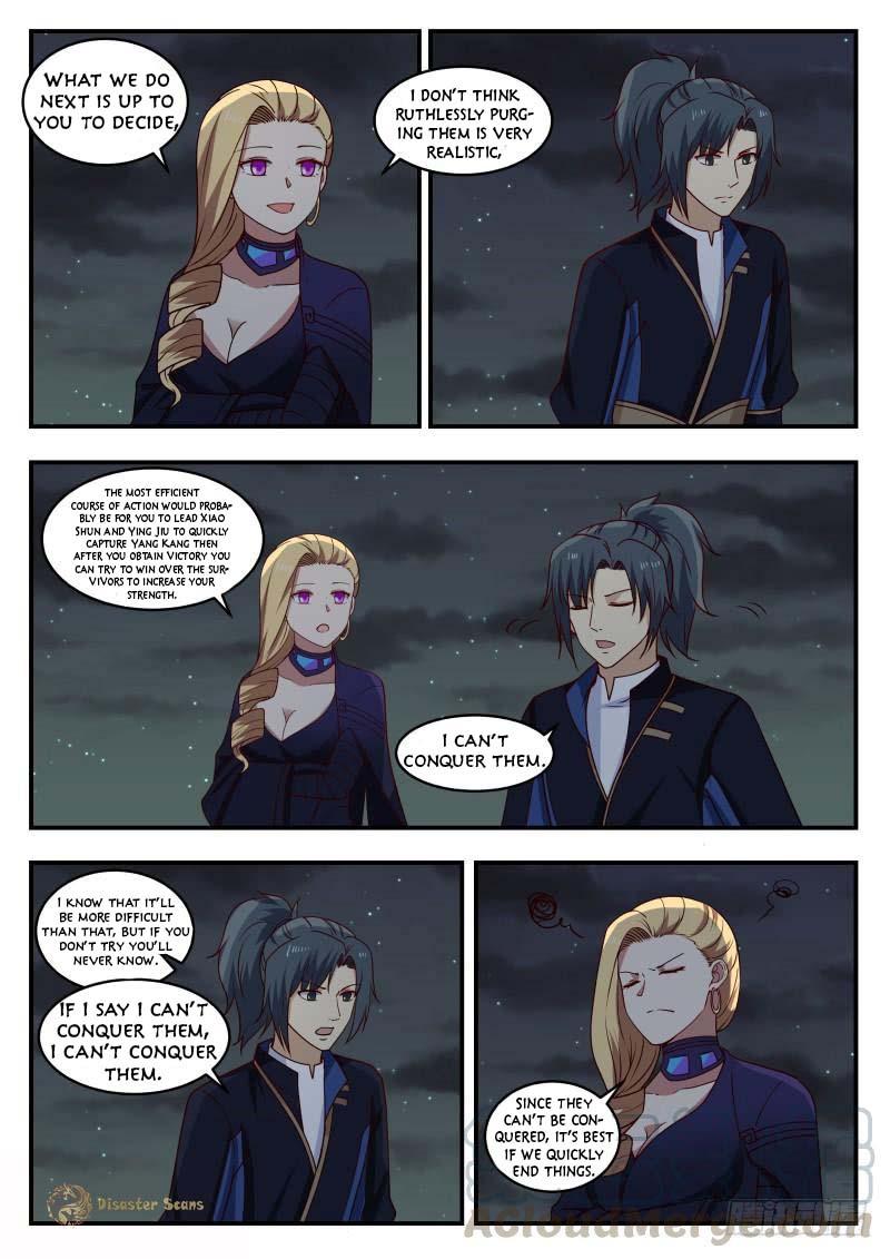 Martial Peak - chapter 435-eng-li