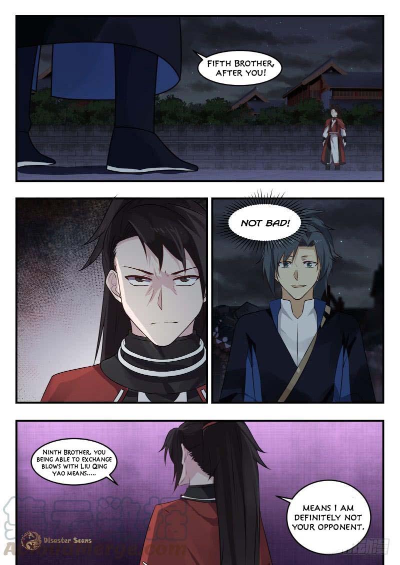 Martial Peak - chapter 436-eng-li
