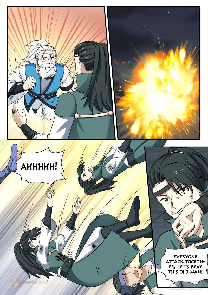 Martial Peak - chapter 440-eng-li
