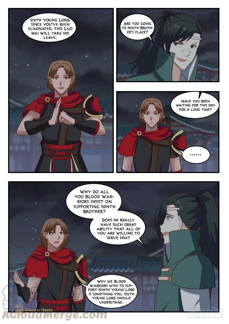 Martial Peak - chapter 441-eng-li