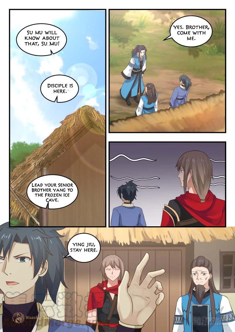 Martial Peak - chapter 453-eng-li