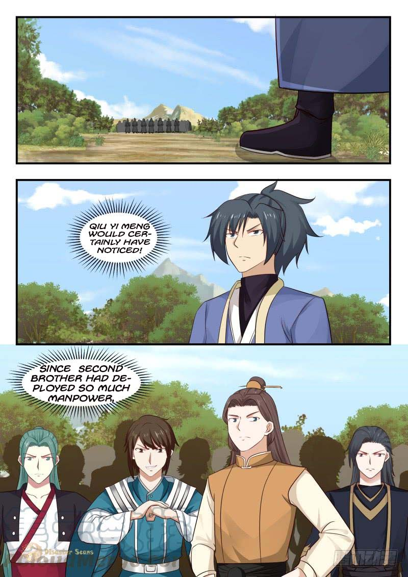 Martial Peak - chapter 456-eng-li