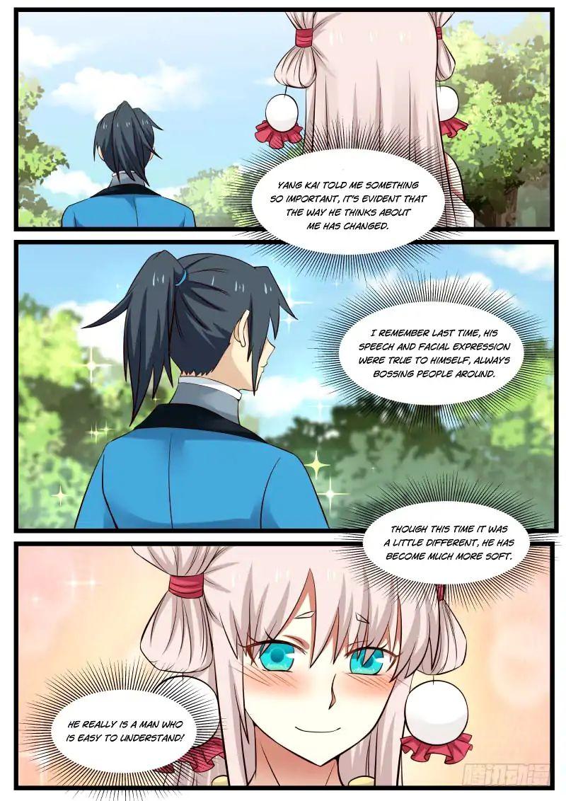 Martial Peak - chapter 46-eng-li