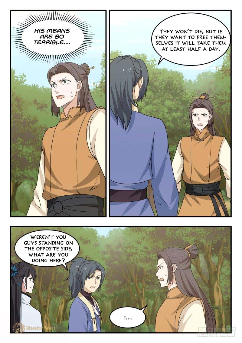 Martial Peak - chapter 462-eng-li