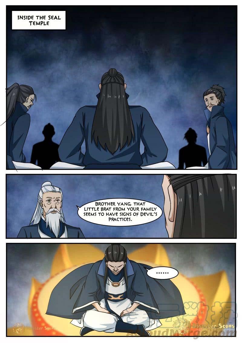 Martial Peak - chapter 466-eng-li