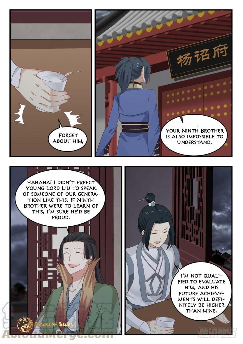 Martial Peak - chapter 469-eng-li