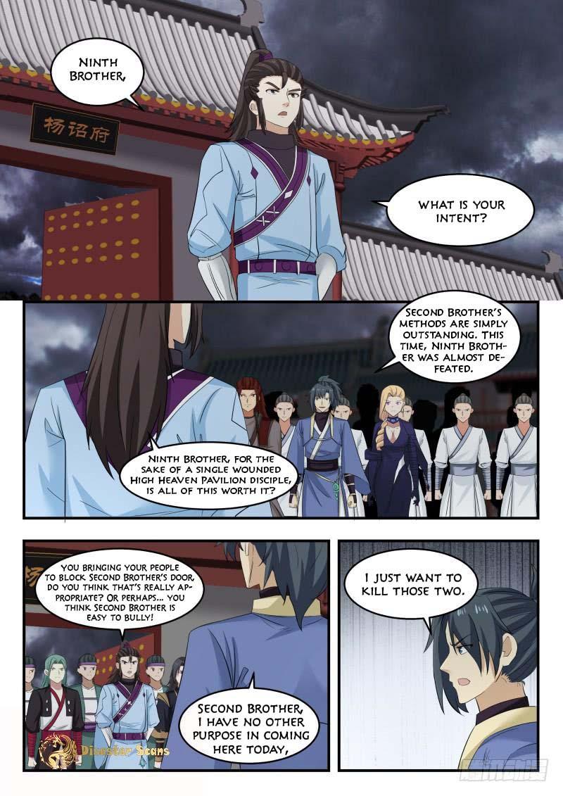 Martial Peak - chapter 470-eng-li