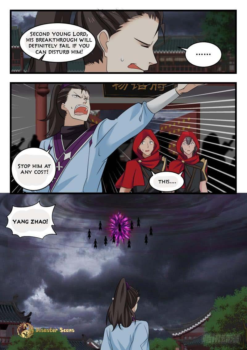 Martial Peak - chapter 473-eng-li