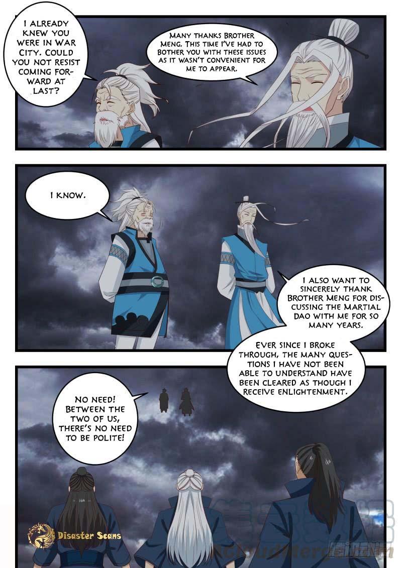 Martial Peak - chapter 477-eng-li