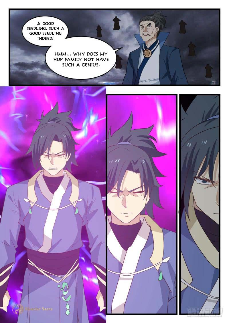 Martial Peak - chapter 479-eng-li