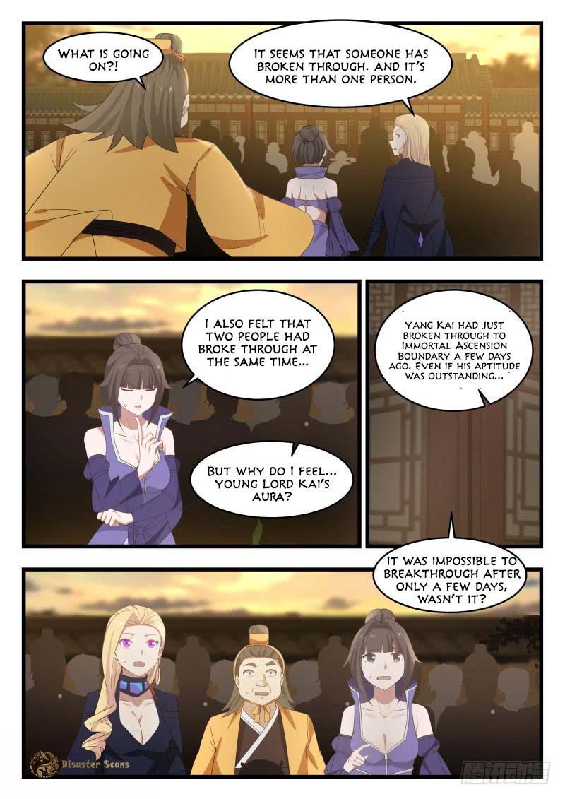Martial Peak - chapter 483-eng-li