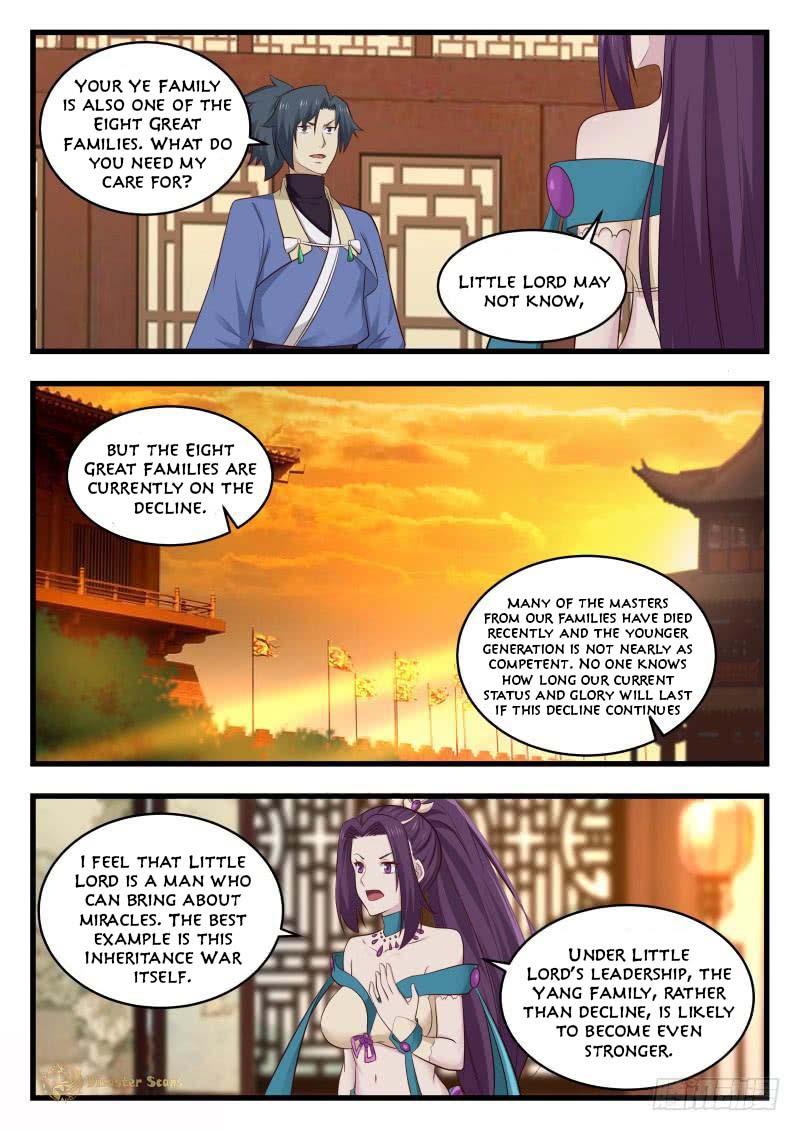 Martial Peak - chapter 485-eng-li