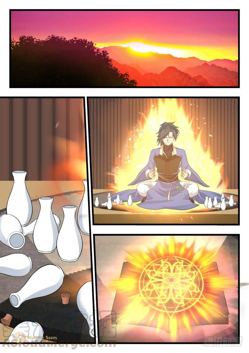 Martial Peak - chapter 487-eng-li