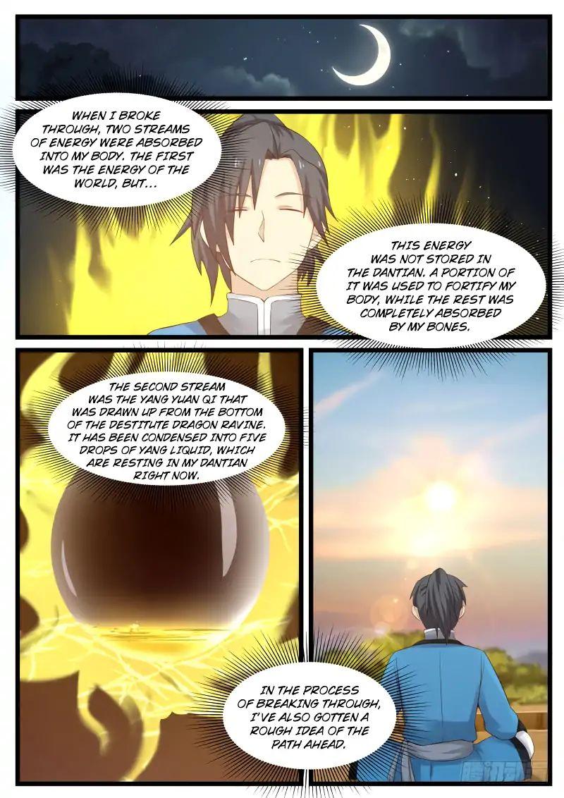 Martial Peak - chapter 49-eng-li