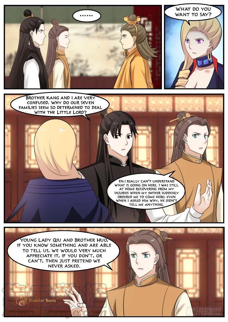 Martial Peak - chapter 495-eng-li