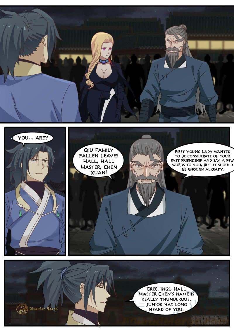 Martial Peak - chapter 498-eng-li
