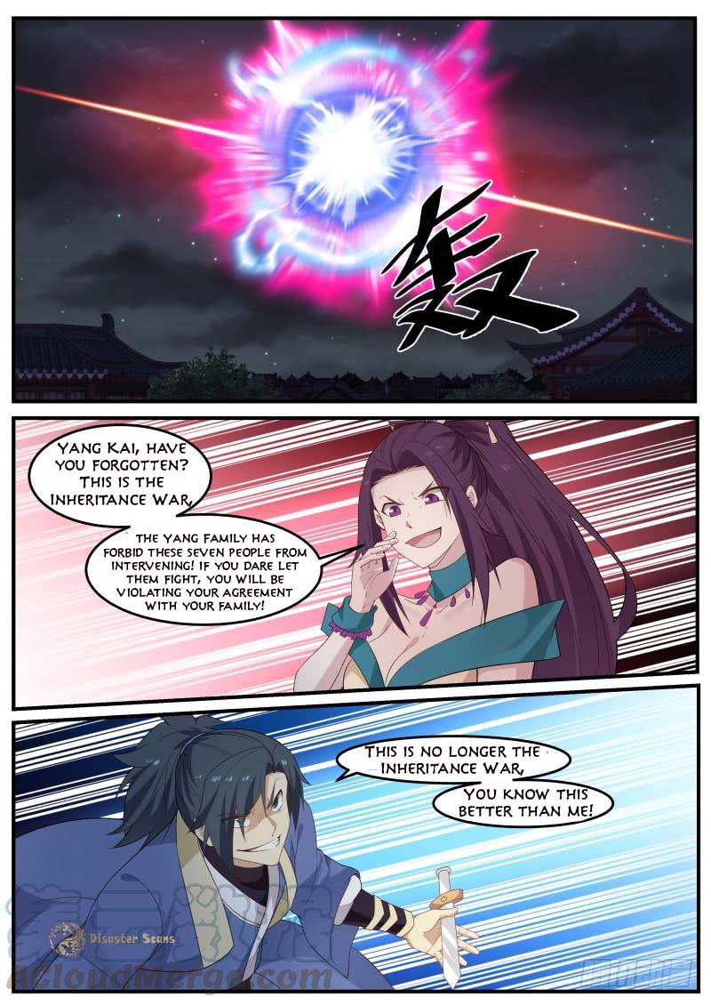 Martial Peak - chapter 501-eng-li