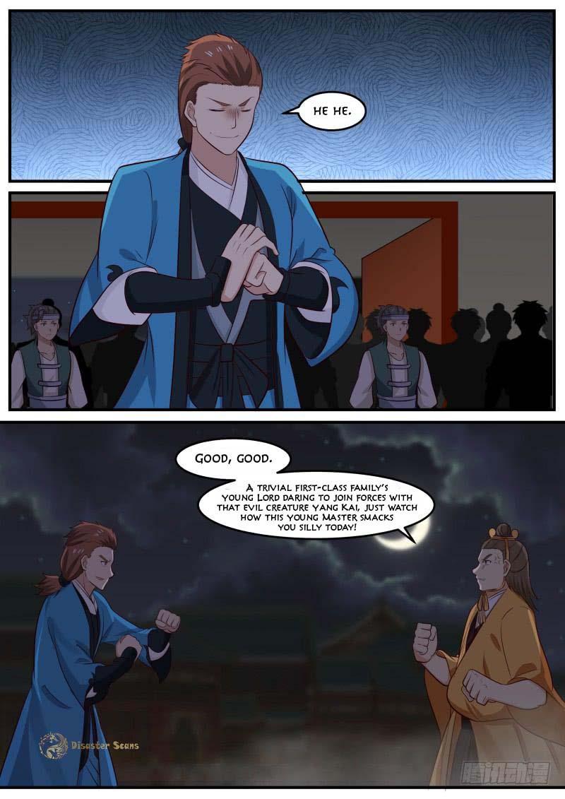 Martial Peak - chapter 502-eng-li