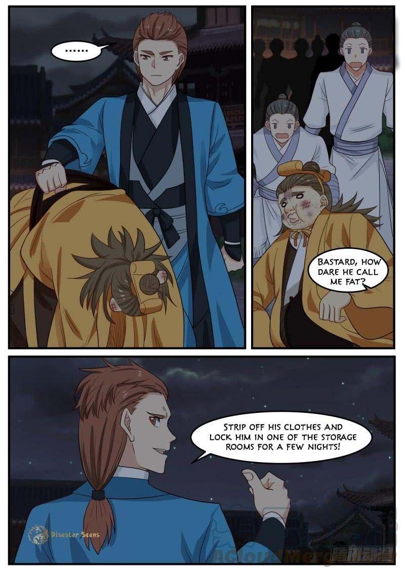 Martial Peak - chapter 503-eng-li