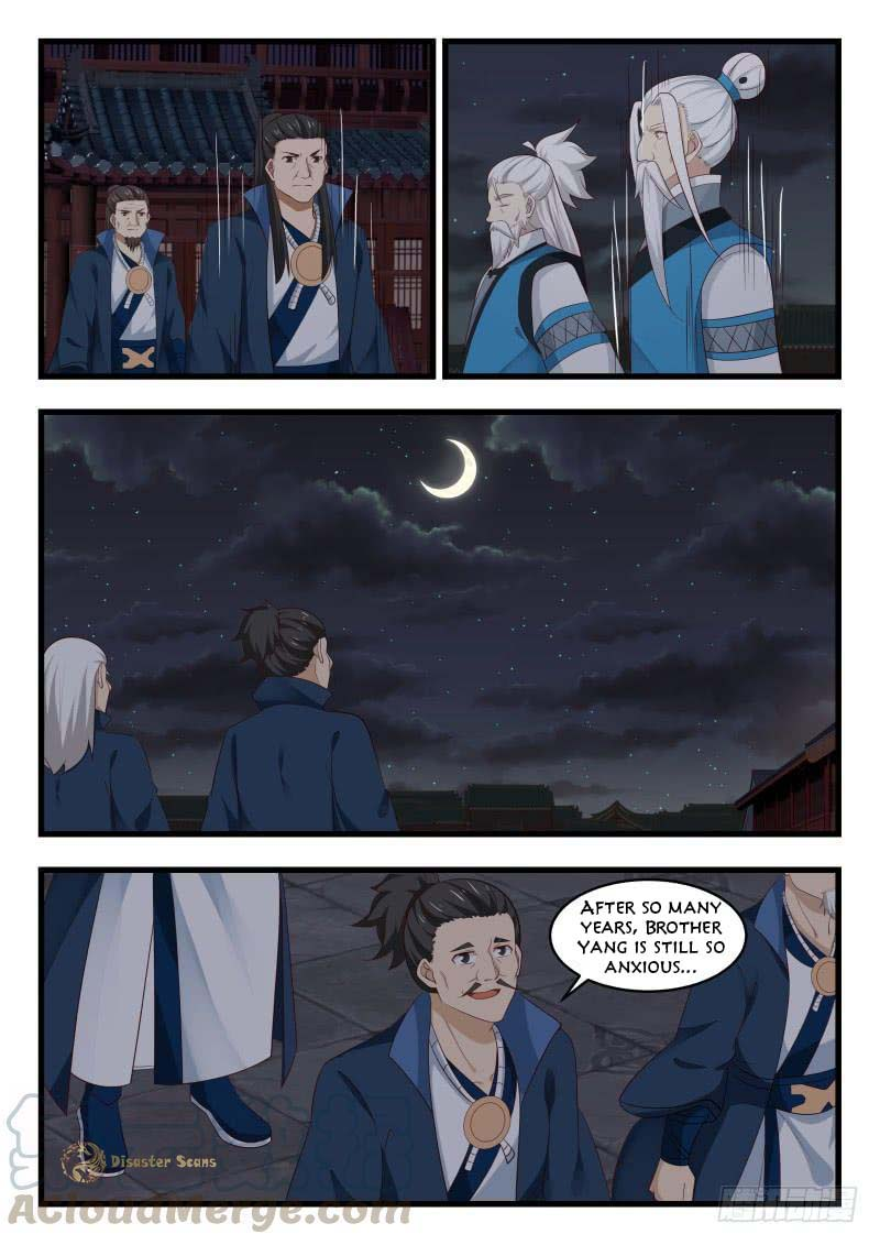 Martial Peak - chapter 507-eng-li