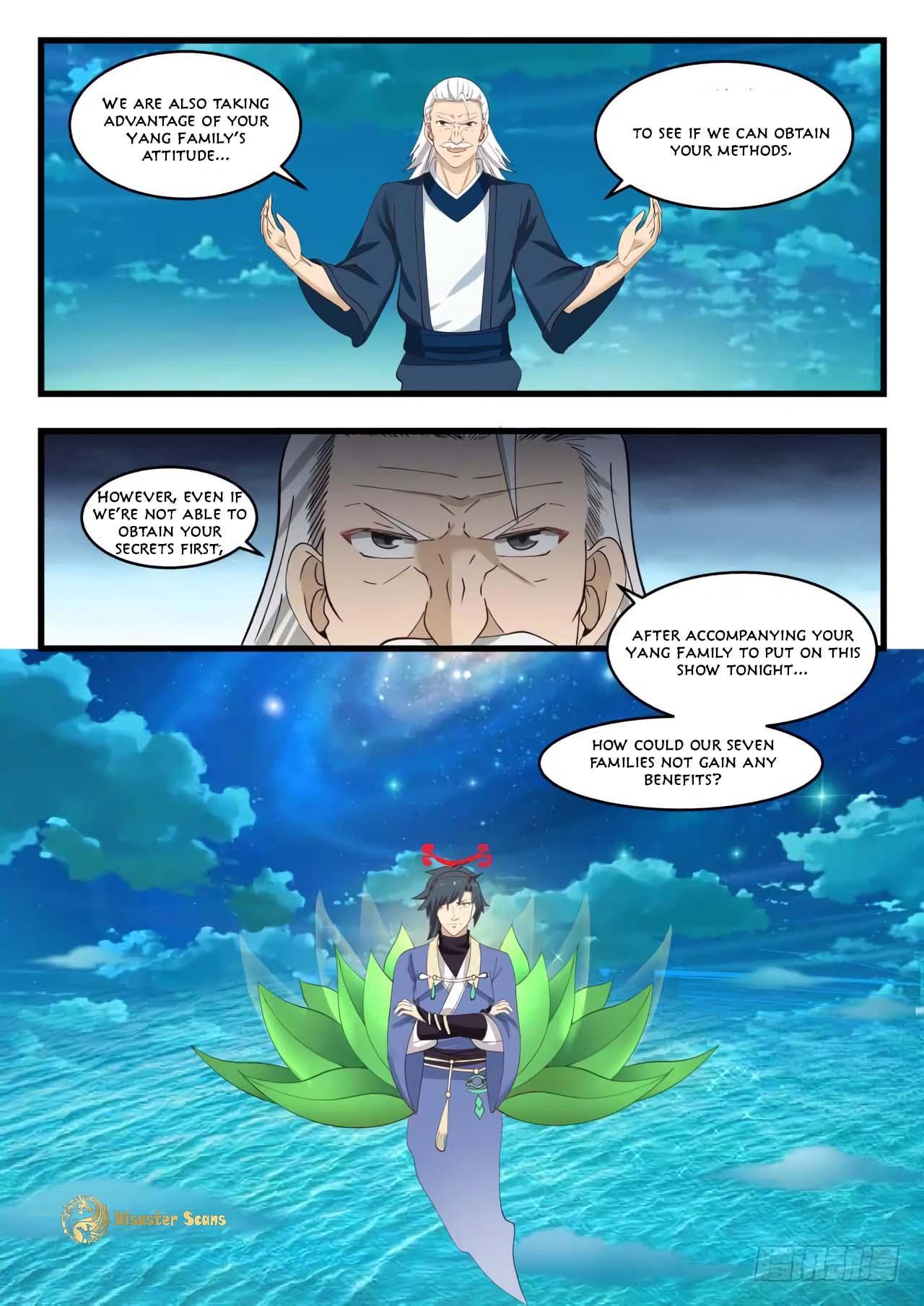 Martial Peak - chapter 509-eng-li