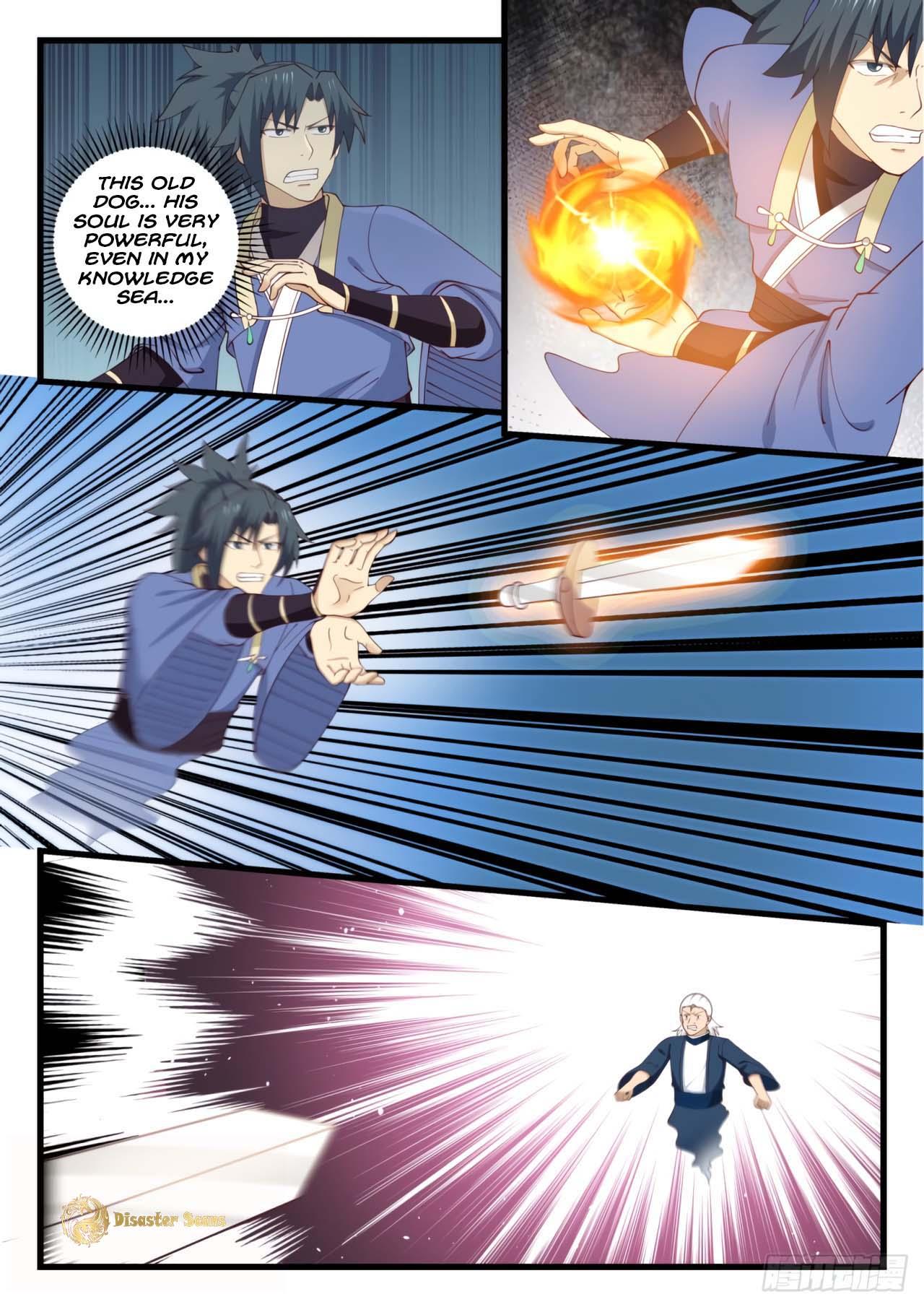 Martial Peak - chapter 510-eng-li