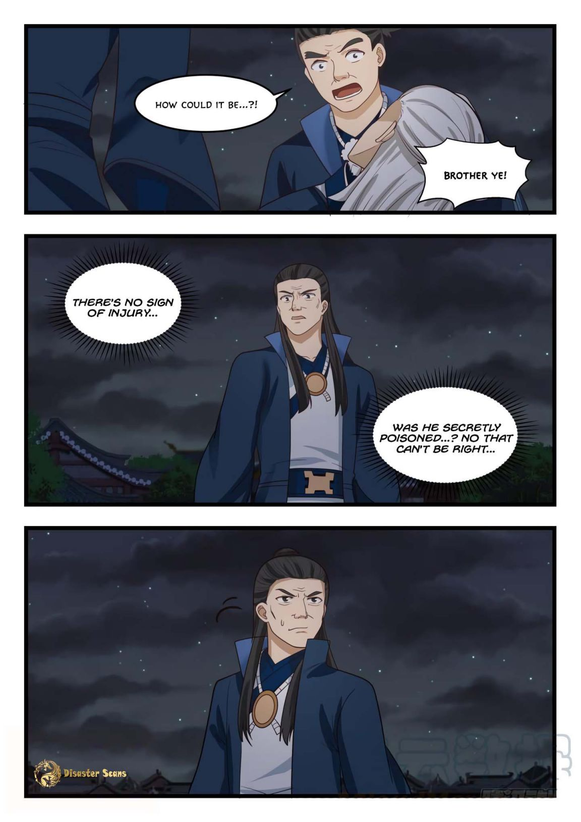 Martial Peak - chapter 512-eng-li