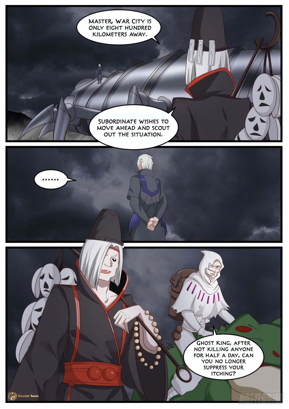 Martial Peak - chapter 520-eng-li