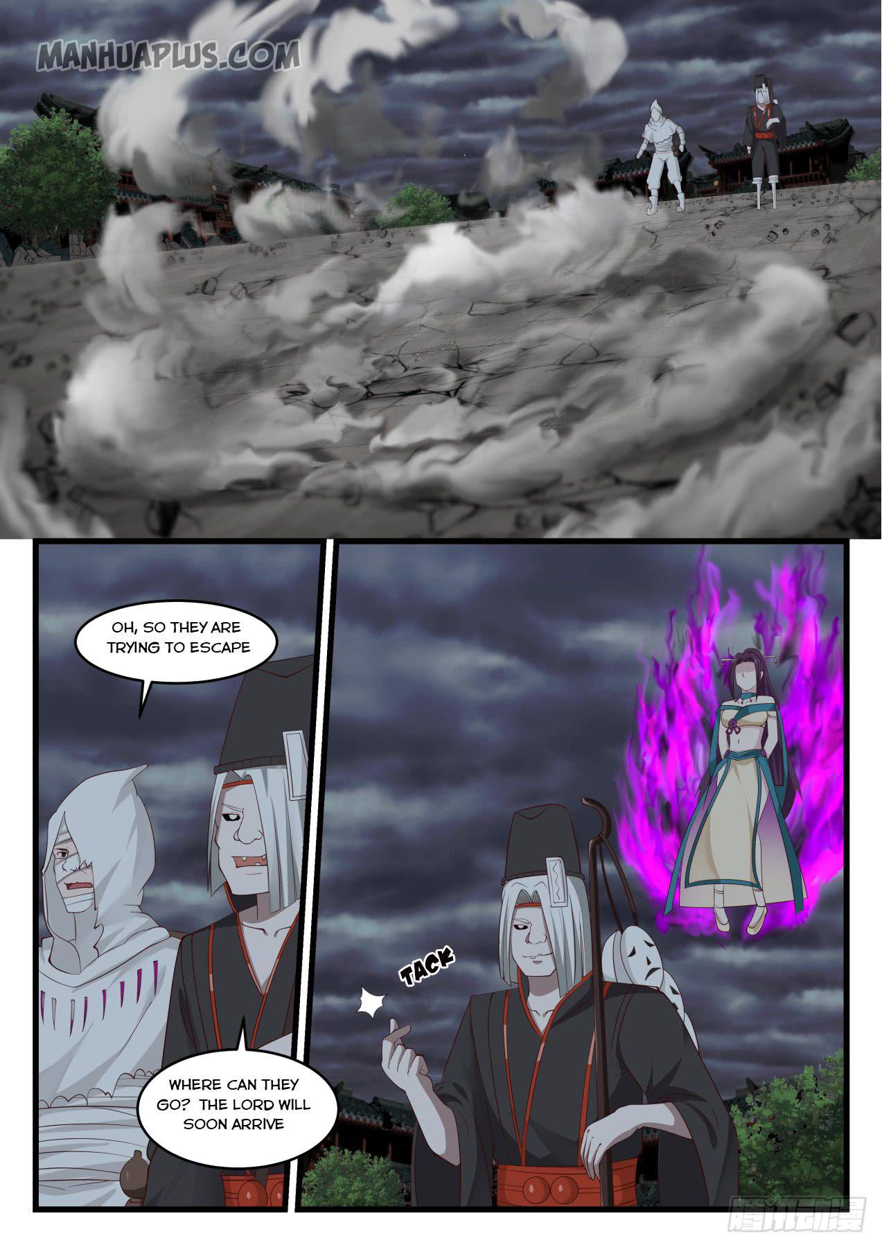 Martial Peak - chapter 529-eng-li