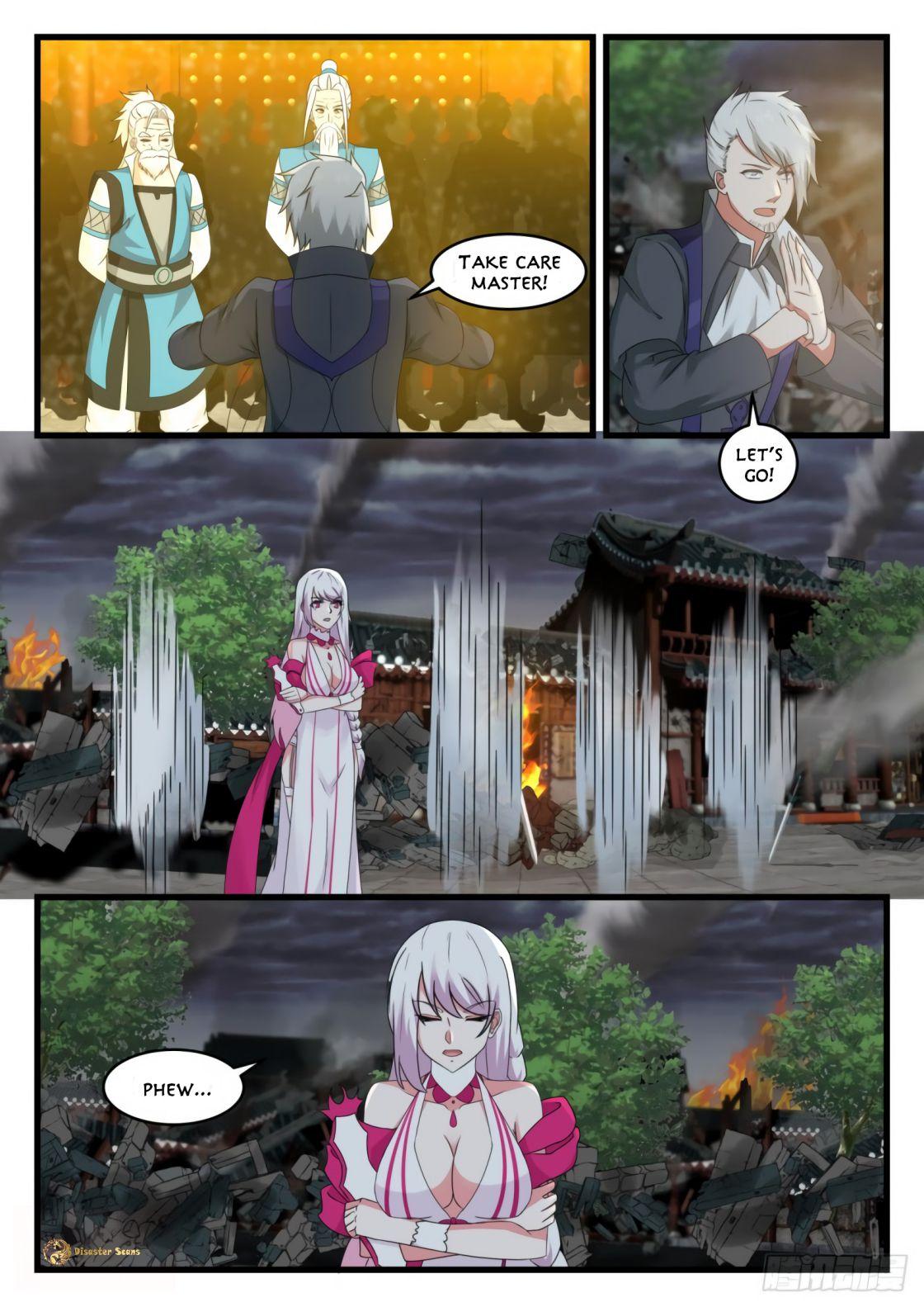 Martial Peak - chapter 532-eng-li
