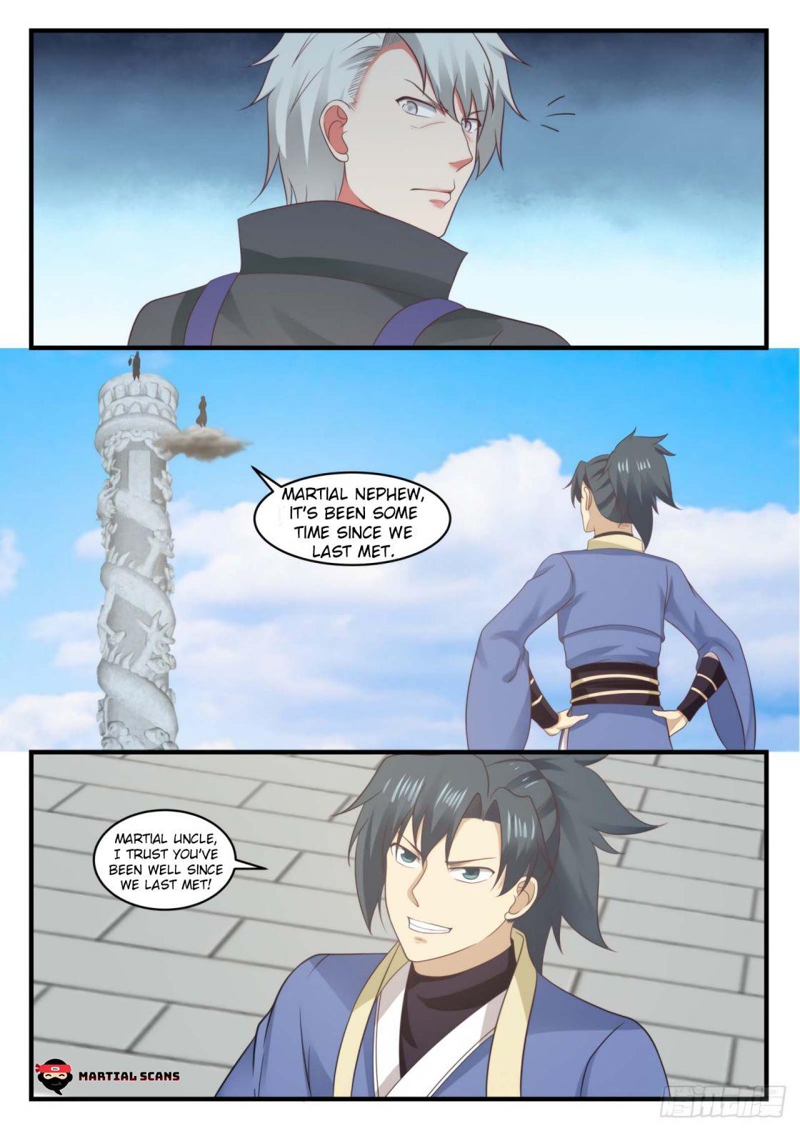 Martial Peak - chapter 556-eng-li