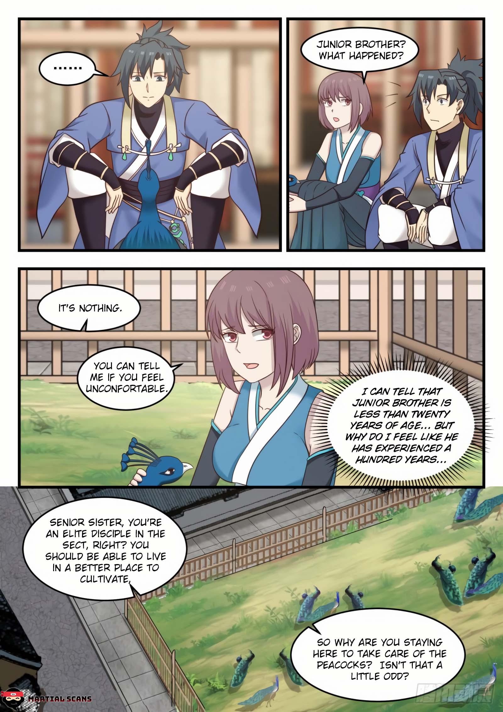 Martial Peak - chapter 564-eng-li