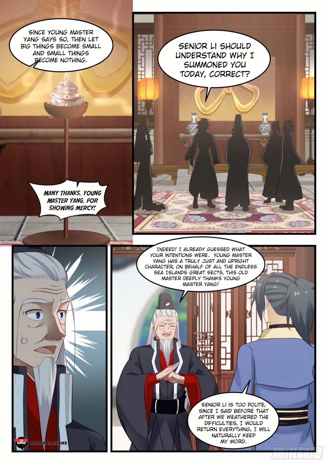 Martial Peak - chapter 567-eng-li