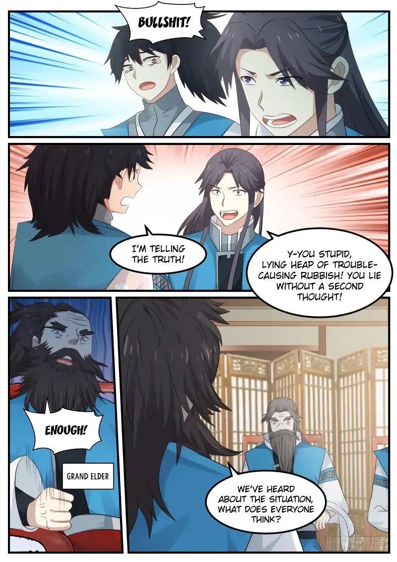 Martial Peak - chapter 57-eng-li