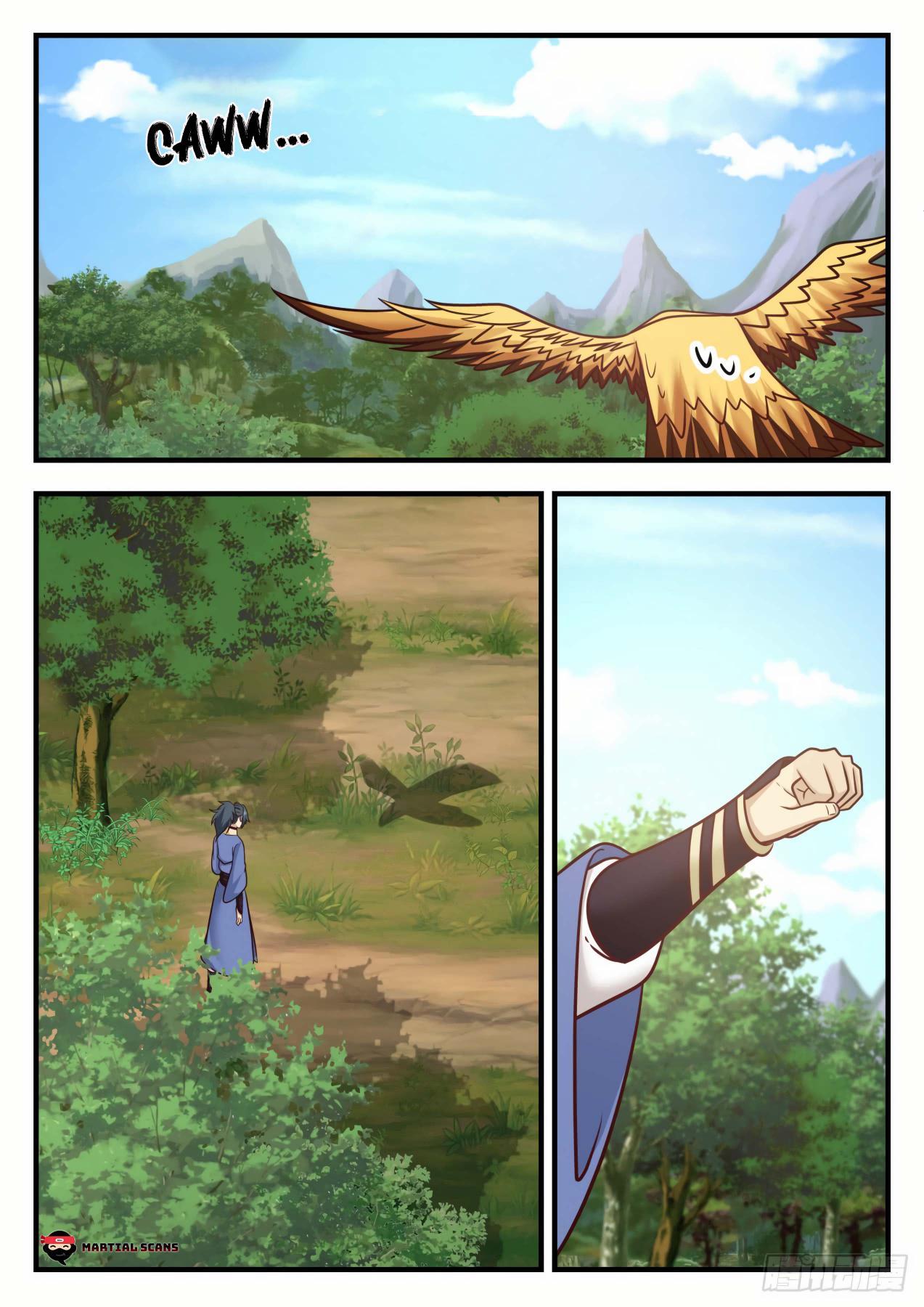 Martial Peak - chapter 575-eng-li