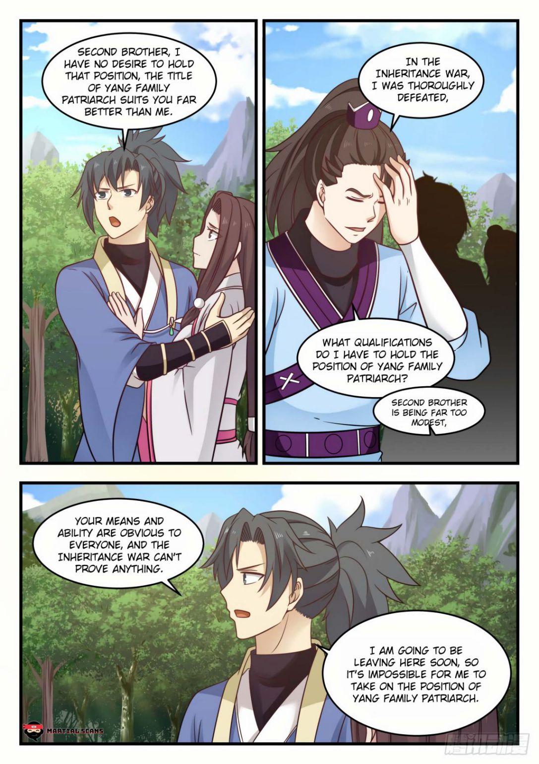 Martial Peak - chapter 576-eng-li